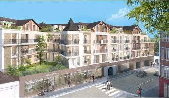 Résidence « Coeur Villiers » programme immobilier neuf en Loi Pinel à Villiers-sur-Marne n°1