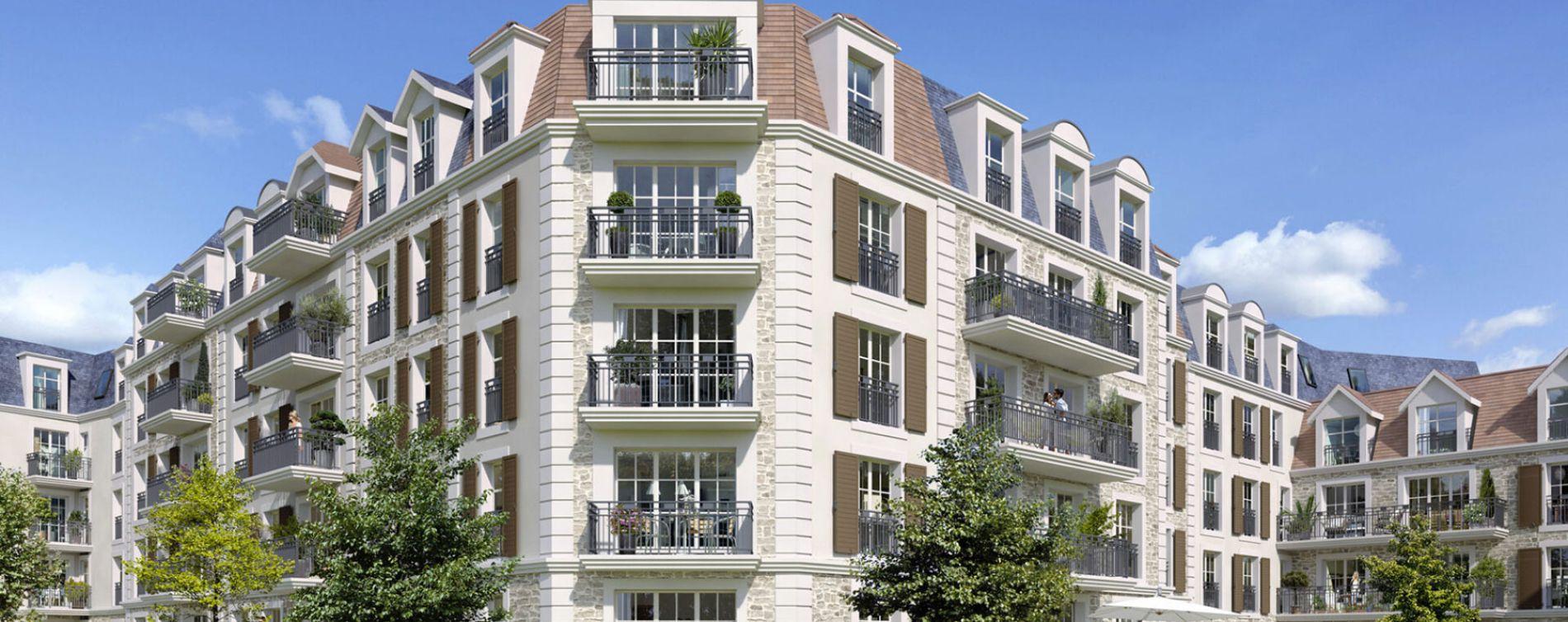 Villiers-sur-Marne : programme immobilier neuve « Programme immobilier n°218738 » en Loi Pinel