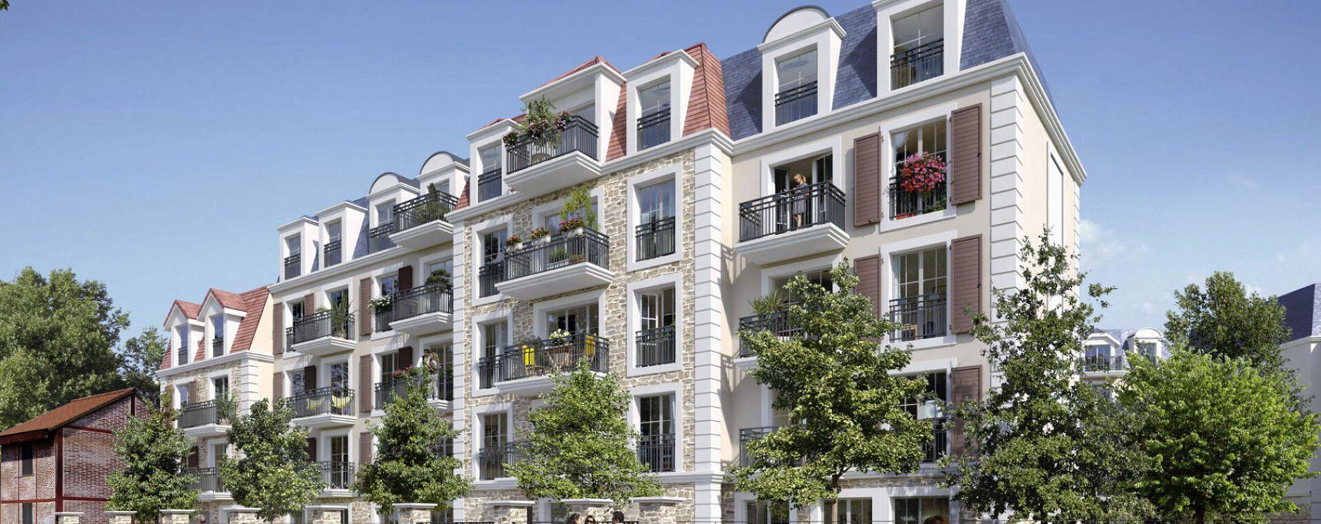 Villiers-sur-Marne : programme immobilier neuve « Programme immobilier n°218738 » en Loi Pinel (2)