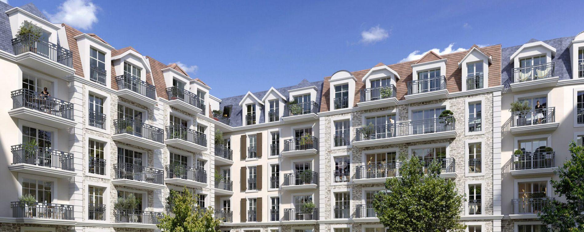 Villiers-sur-Marne : programme immobilier neuve « Programme immobilier n°218738 » en Loi Pinel (3)