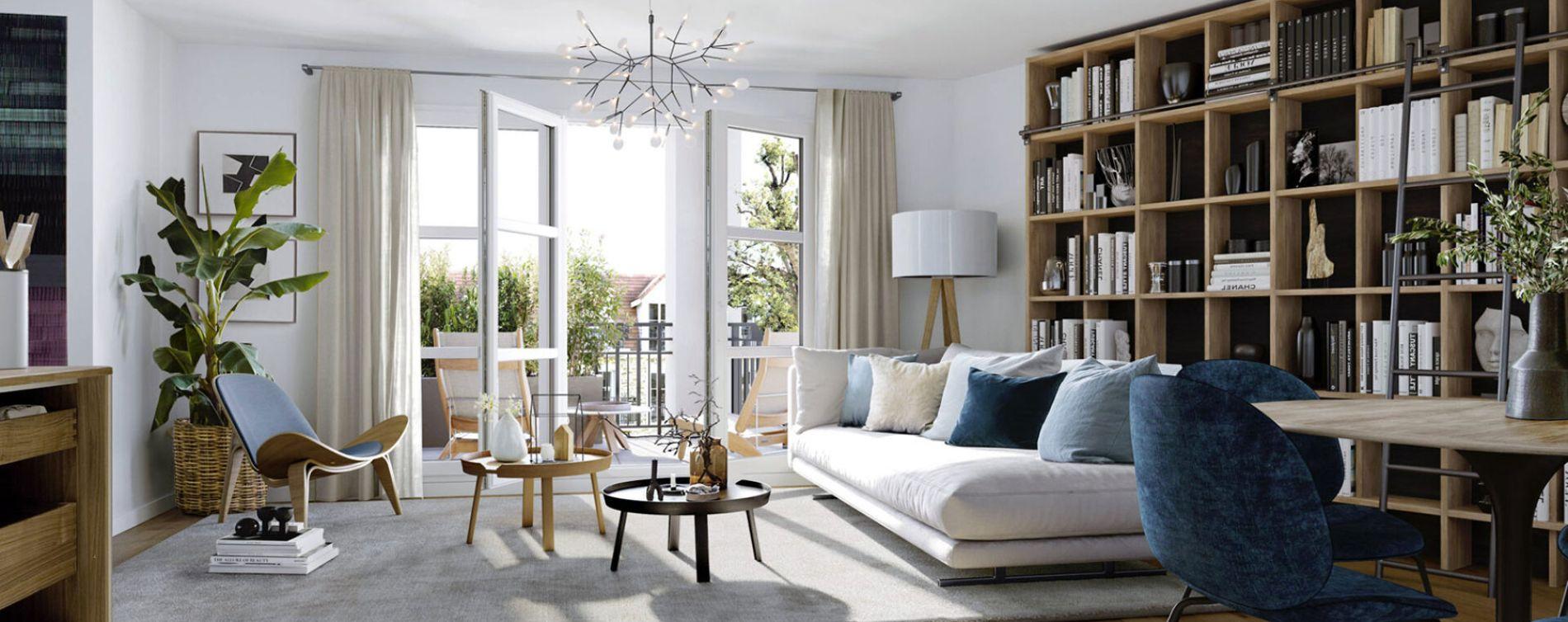Villiers-sur-Marne : programme immobilier neuve « Programme immobilier n°218738 » en Loi Pinel (4)