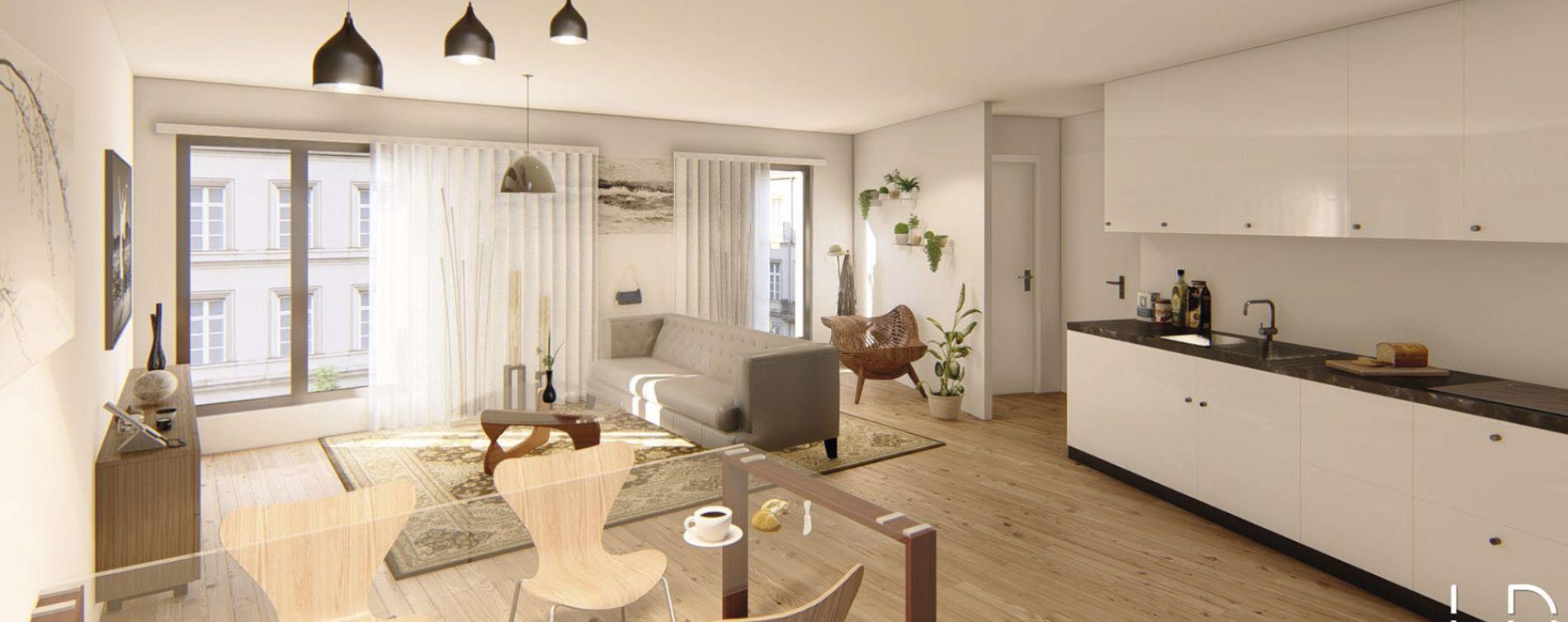 Villiers-sur-Marne : programme immobilier neuve « Le 5 »