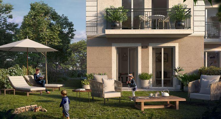 Photo n°2 du Résidence « Le Clos Des Luats » programme immobilier neuf en Loi Pinel à Villiers-sur-Marne