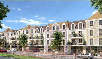 Résidence « Pastels » programme immobilier neuf en Loi Pinel à Villiers-sur-Marne