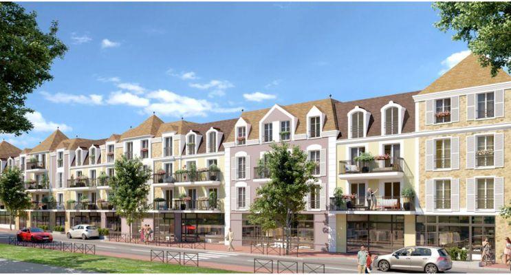 Villiers-sur-Marne programme immobilier neuf « Pastels » en Loi Pinel