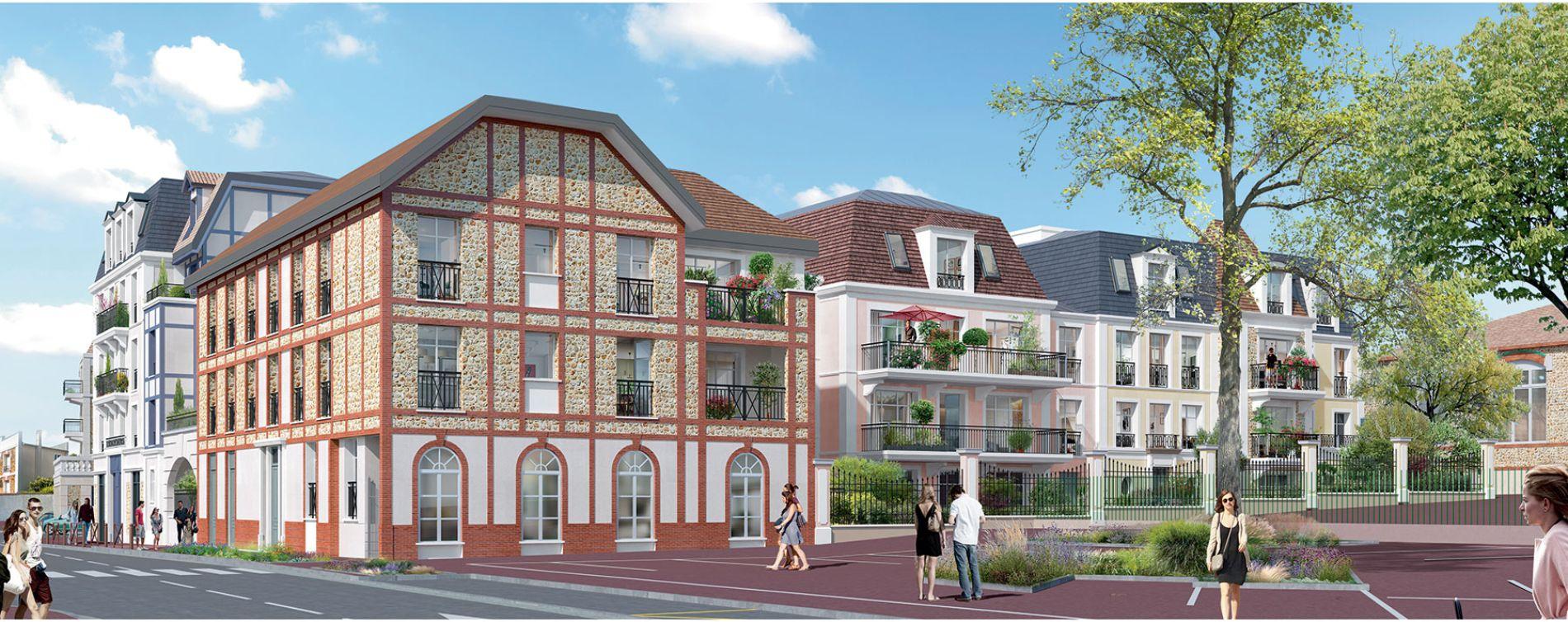 Villiers-sur-Marne : programme immobilier neuve « Stella »