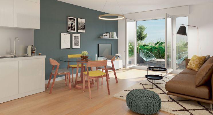 Photo n°2 du Résidence « Storia » programme immobilier neuf en Loi Pinel à Villiers-sur-Marne