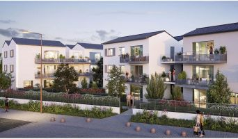 Éragny programme immobilier neuf « Les Belles Allées