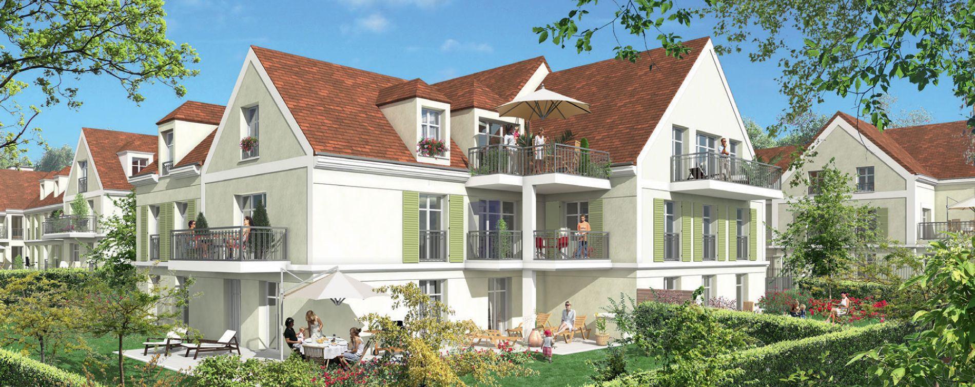 Résidence Villa Louise à Andilly