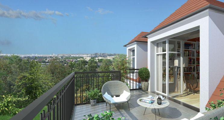Résidence « Villa Louise » programme immobilier neuf en Loi Pinel à Andilly n°1