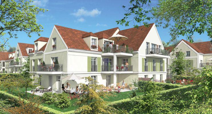 Résidence « Villa Louise » programme immobilier neuf en Loi Pinel à Andilly n°2