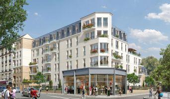 Argenteuil : programme immobilier neuf « Caractère » en Loi Pinel