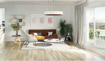 Résidence « Domaine Plaisance » programme immobilier neuf en Loi Pinel à Argenteuil n°4