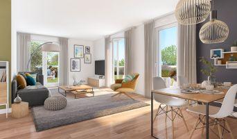 Résidence « Gardenia » programme immobilier neuf en Loi Pinel à Argenteuil n°3