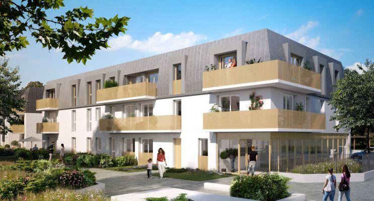 Résidence « Gardenia » programme immobilier neuf en Loi Pinel à Argenteuil n°1