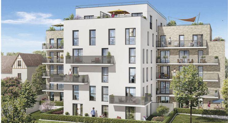 Photo n°2 du Résidence « Harmonie » programme immobilier neuf en Loi Pinel à Argenteuil