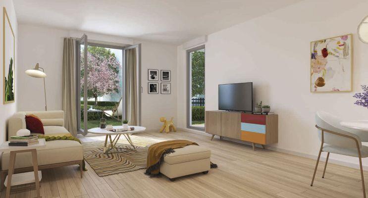 Photo n°3 du Résidence « Harmonie » programme immobilier neuf en Loi Pinel à Argenteuil