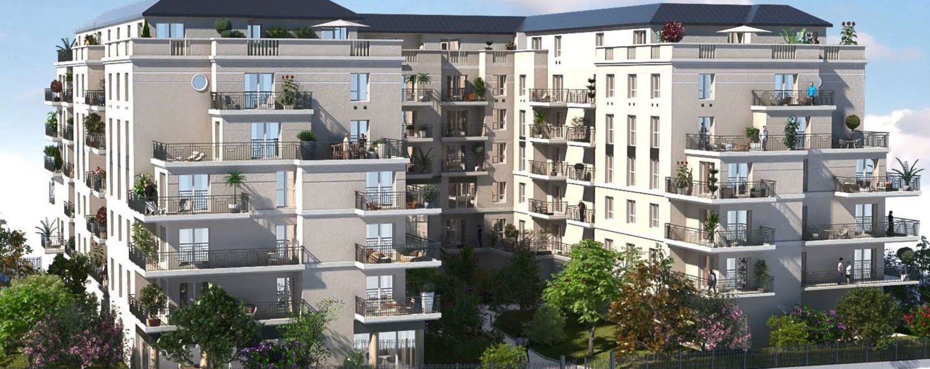 Argenteuil : programme immobilier neuve « Les Canotiers » (4)