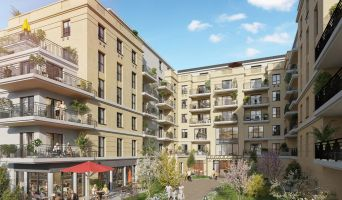 Argenteuil : programme immobilier neuf « Les Canotiers »
