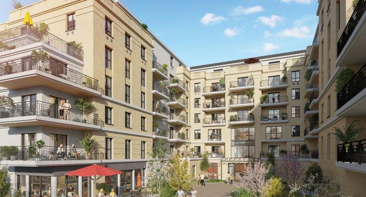 Argenteuil programme immobilier neuf « Les Canotiers »
