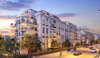 Argenteuil : programme immobilier neuf « Les Jardins de Balzac » en Loi Pinel