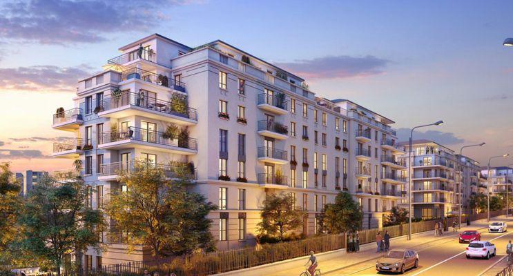 Photo du Résidence « Les Jardins de Balzac » programme immobilier neuf en Loi Pinel à Argenteuil