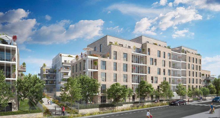 Résidence « Variations » programme immobilier neuf en Loi Pinel à Argenteuil n°2
