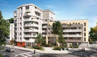 Bezons programme immobilier neuve « Amplitude » en Loi Pinel