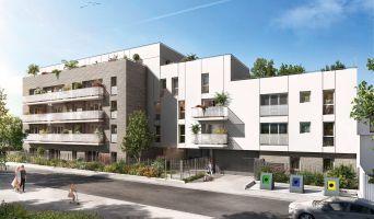 Bezons programme immobilier neuve « Amplitude » en Loi Pinel  (2)