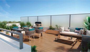 Bezons programme immobilier neuve « Amplitude » en Loi Pinel  (4)