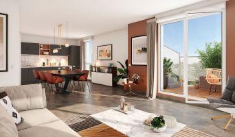 Bezons programme immobilier neuve « Amplitude » en Loi Pinel  (5)