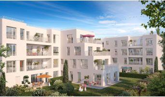 Résidence « Clos Fleuri » programme immobilier neuf en Loi Pinel à Bezons n°2