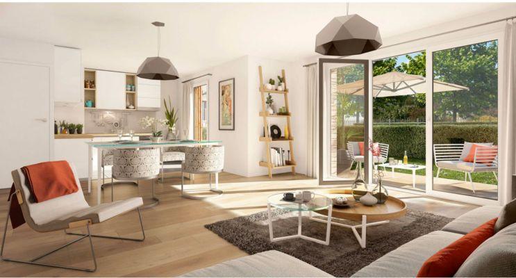 Photo du Résidence «  n°215905 » programme immobilier neuf en Loi Pinel à Bezons