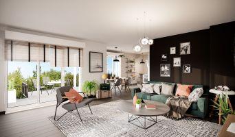 Photo du Résidence « Prisme » programme immobilier neuf en Loi Pinel à Bezons