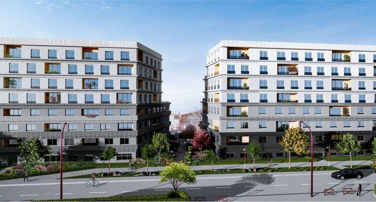 Résidence « Prisme » programme immobilier neuf en Loi Pinel à Bezons n°4