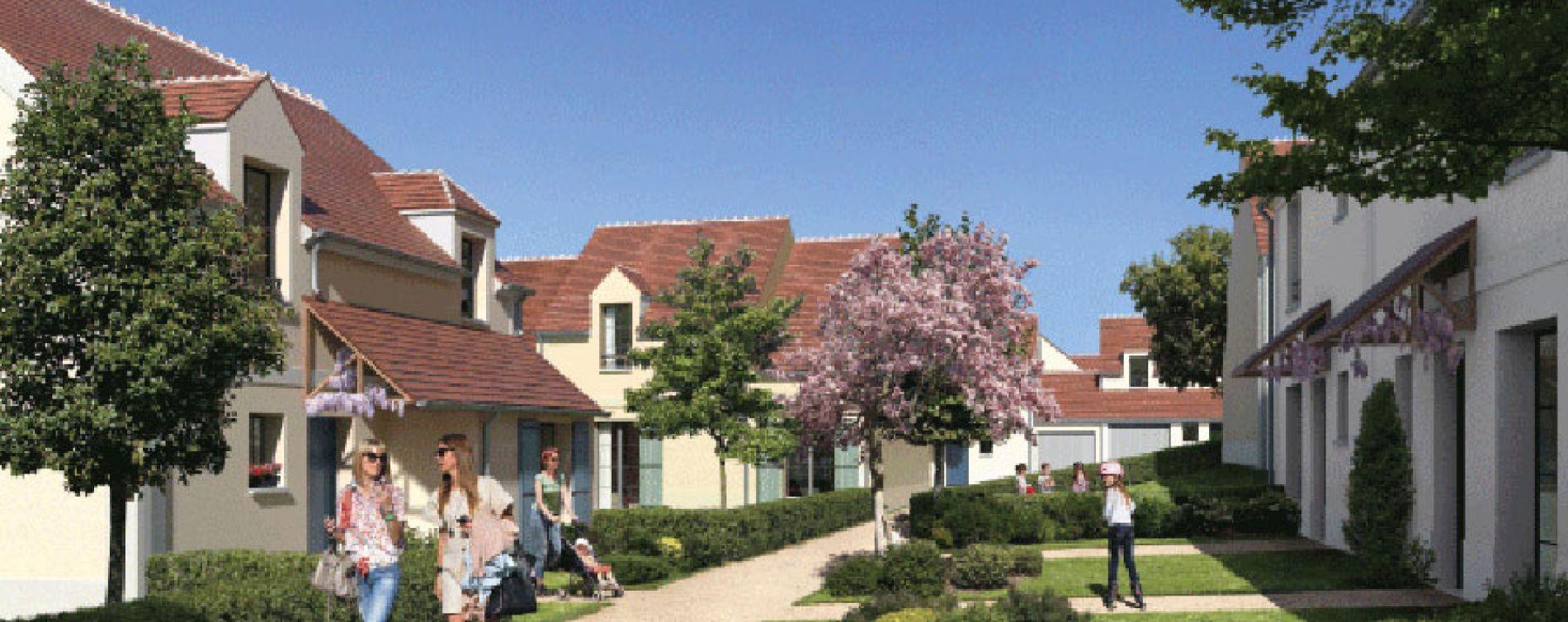 Résidence Wood Park à Boissy-l'Aillerie
