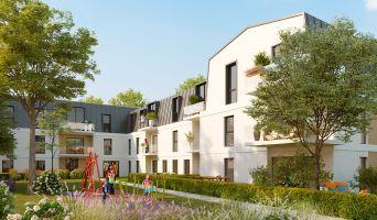 Résidence « Le Domaine Du Parc » programme immobilier neuf en Loi Pinel à Bouffémont
