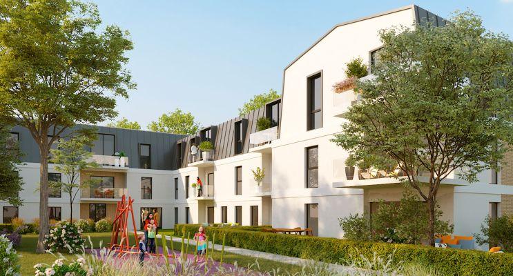 Photo du Résidence « Le Domaine du Parc » programme immobilier neuf en Loi Pinel à Bouffémont