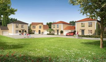 Photo du Résidence « Domaine des Chanterelles » programme immobilier neuf en Loi Pinel à Bruyères-sur-Oise