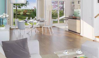 Résidence « Domaine Des Chanterelles » programme immobilier neuf en Loi Pinel à Bruyères-sur-Oise n°2