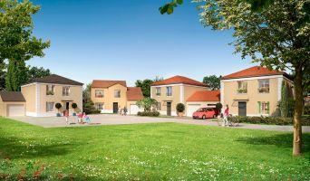 Photo du Résidence « Le Clos des Chanterelles » programme immobilier neuf à Bruyères-sur-Oise