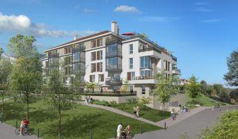 Photo du Résidence « Belvédère » programme immobilier neuf en Loi Pinel à Cergy