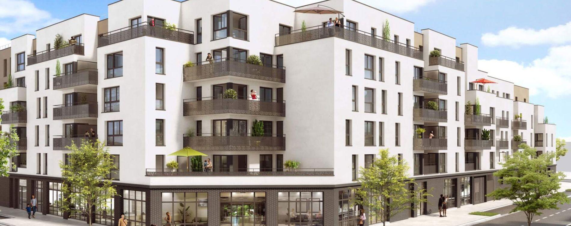 Résidence New Villa Genottes à Cergy