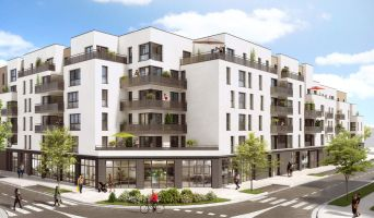 Cergy : programme immobilier neuf « New Villa Genottes » en Loi Pinel