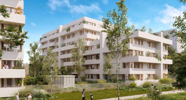 Photo du Résidence « Novarea » programme immobilier neuf en Loi Pinel à Cergy