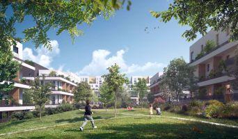 Photo n°3 du Résidence « Ville Nature » programme immobilier neuf en Loi Pinel à Cergy
