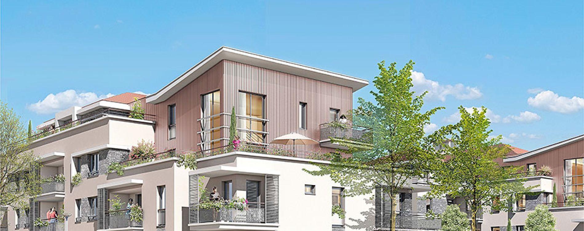 Cormeilles-en-Parisis : programme immobilier neuve « Artistik »