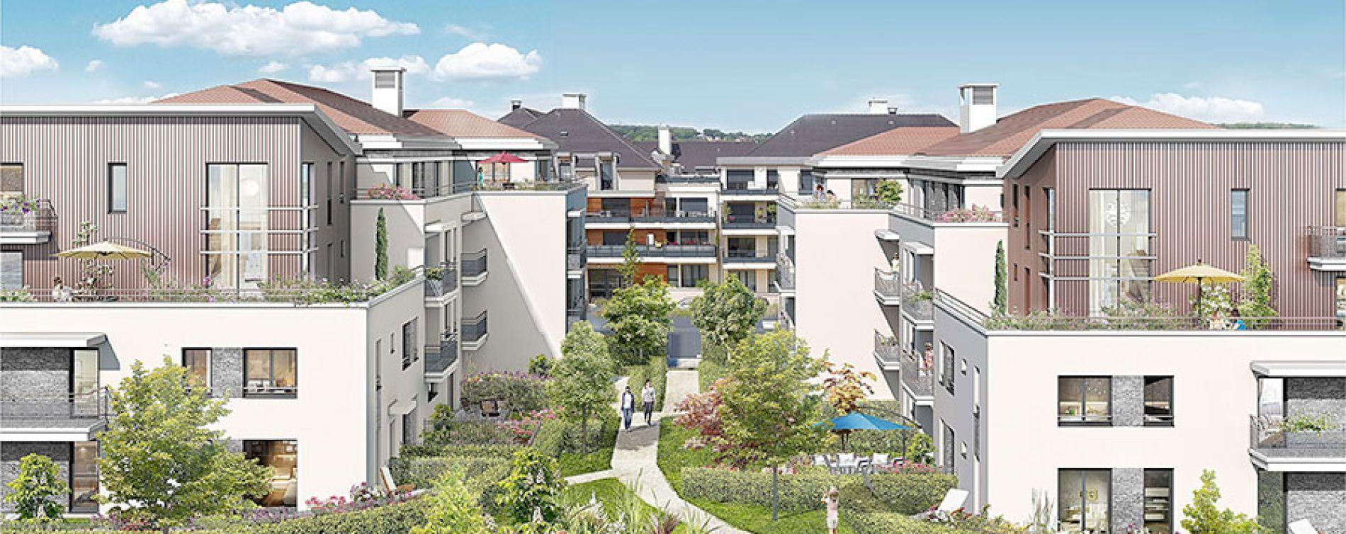 Cormeilles-en-Parisis : programme immobilier neuve « Artistik » (2)
