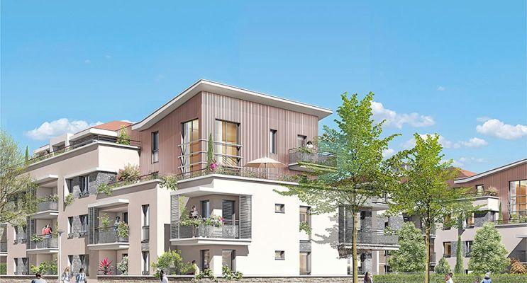 Photo du Résidence « Artistik » programme immobilier neuf en Loi Pinel à Cormeilles-en-Parisis