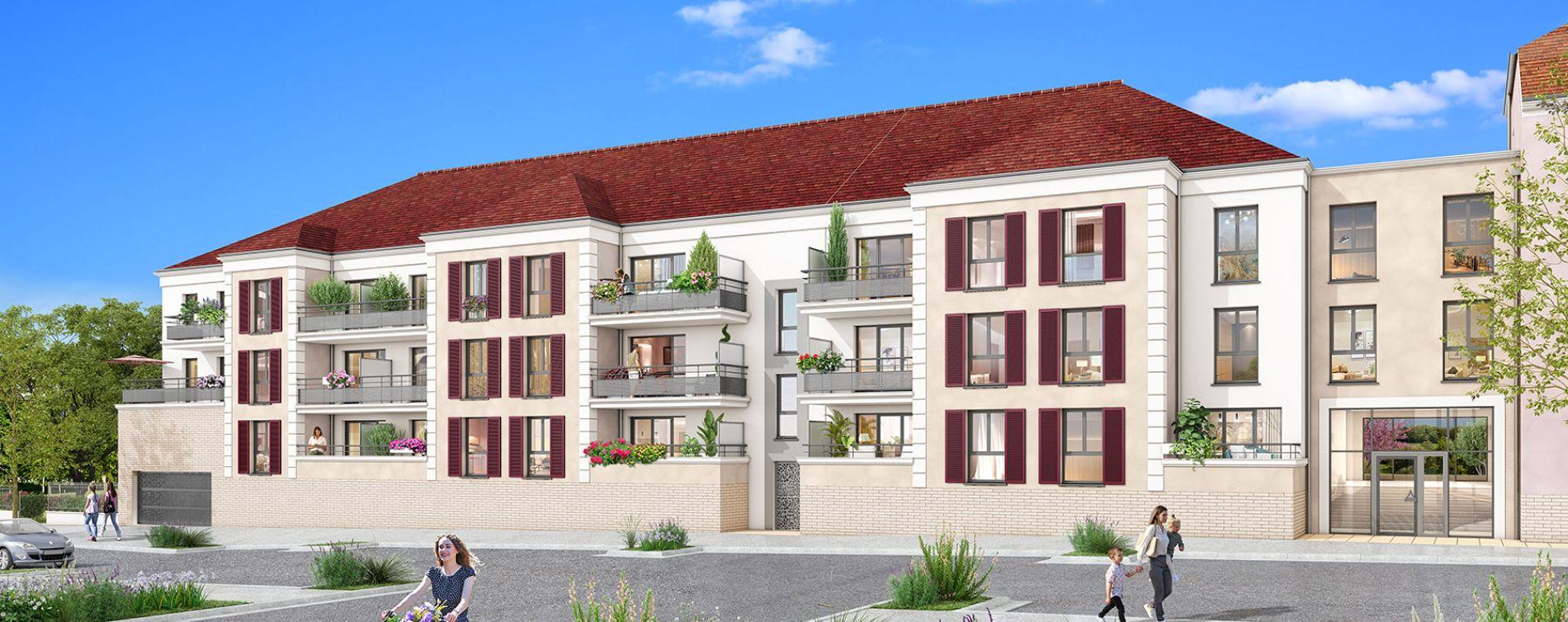 Cormeilles-en-Parisis : programme immobilier neuve « L'ultime » (2)